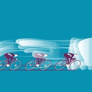 ママチャリでロードバイクをちぎる方法