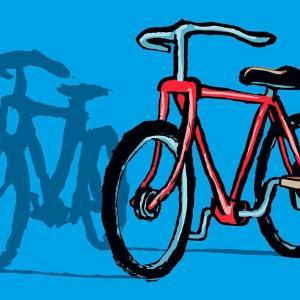 自転車何台も必要か?