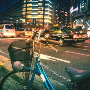 大阪ではママチャリのことを軽快自転車と呼ぶんだな