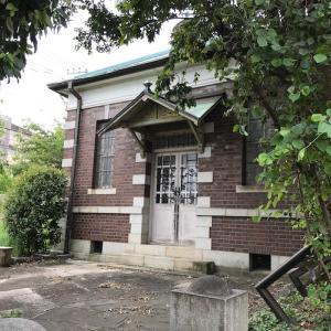 横浜 西谷浄水場旧計量室