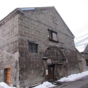 小樽の北運河 館ブランシェ