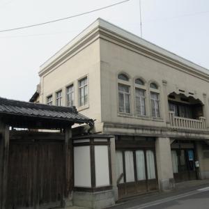 栃木県栃木市 舘野家住宅 岡田家記念館 理容院