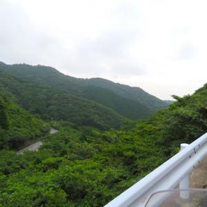 静岡 梅木発電所の水路橋