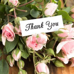 ありがとう、そして・・・
