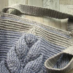肩ひも編み終わり