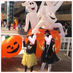 六本木 ハロウィンパレード♪