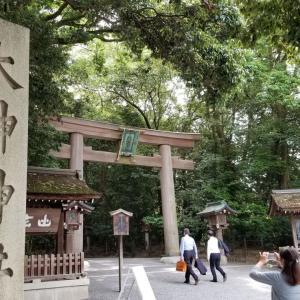 3ヵ月ぶりに奈良の大神神社へ参拝