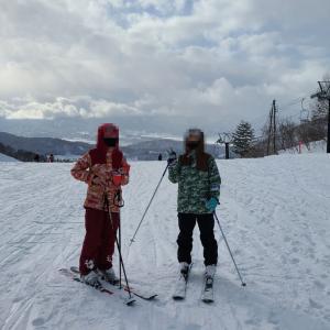 この冬も野沢温泉でスキーと温泉三昧してきました。