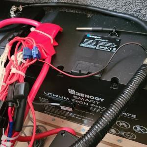 RENOGYのリチウムイオンバッテリーに交換! でも、これでいいのか?