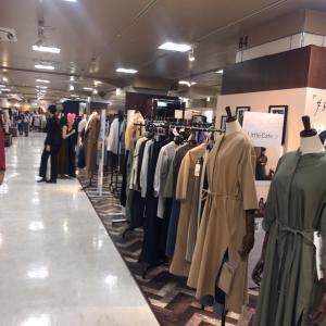 【後編】東京  伊勢丹新宿店のSサイズフェアに行ってきた