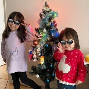 【クリスマス日記】2020年の長女と次女のクリスマス☆サンタさんからのプレゼントは?★