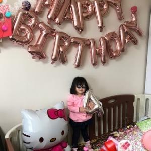 【祝☆長女4歳】happy birthday★お誕生日会&雛祭りはプリキュアづくし!☆スタートゥインクルプリキュア のおもちゃに迫る!