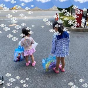 【夏休み2021】小1&年少☆姉妹が夏休みに頑張った事を振り返る★