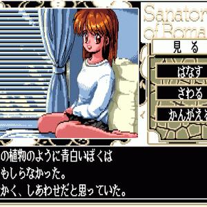 【MSX2】サナトリウムオブロマンス2 GREEN【もものきはうす】