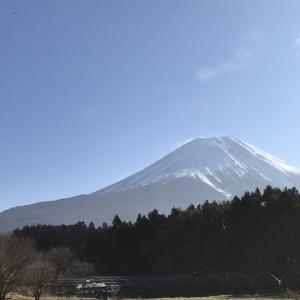 2019年キャンプ納めは富士山を1周!!