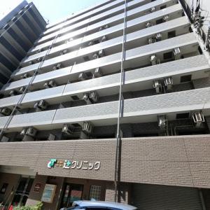 『西梅田駅』徒歩3分!上層階・南向きバルコニーの2LDK♪