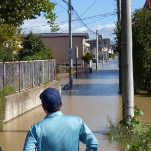 令和元年 台風19号(郡山市内被害状況)