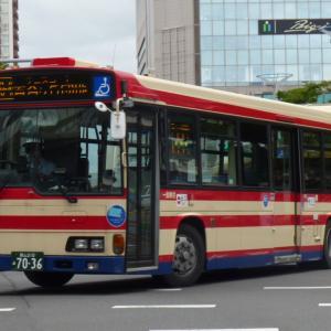 福島交通 東京都交通局移籍(その2)