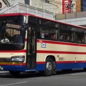 京王バス →福島交通 福島200か14-96