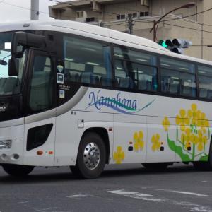 なの花交通 千葉200か23-74→品川230あ23-74