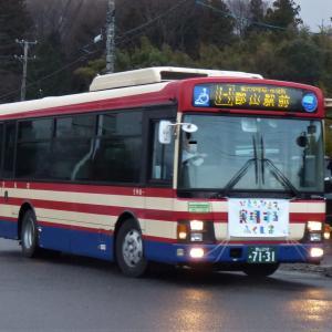 福島交通 福島200か10-88→郡山210あ71-31