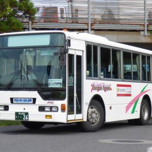 バスにまつわるつくづく感じる事…(93)