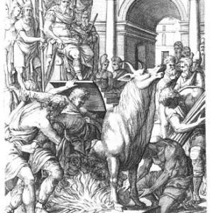 ファラリスの雄牛とかいう怖すぎる拷問wwwwwwww