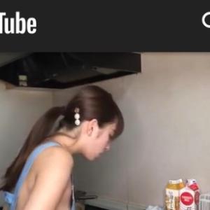 巨乳ピアノに続き裸エプロンYouTube爆誕wwwwwwww