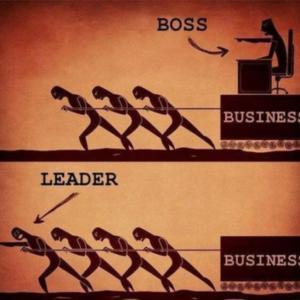【画像】リーダーとボスの違いが一発でわかる画像がこちらwwww