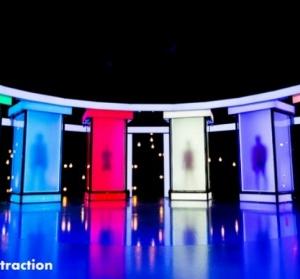 【画像】6人の異性のチ●コ・マ●コだけを見て選別してマッチングする海外番組www