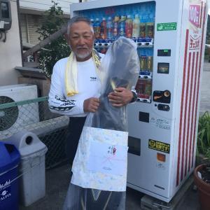のりくら渡船 チヌ一日大会(平日編)2