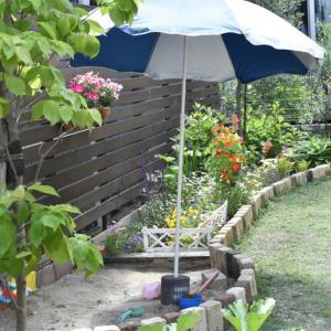 Web雑誌【mamagirl】に庭が掲載されました
