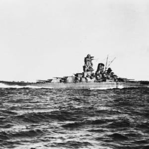 空前の巨大戦艦