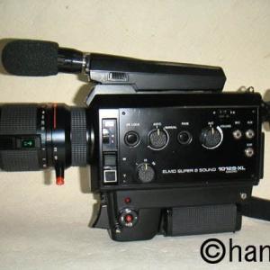 驚きのビデオカメラ進化