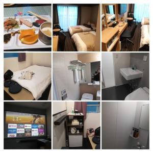 JGC修行で利用したホテル