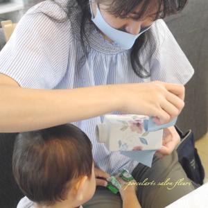 """満足~♡の体験レッスン!""""【西馬込】1歳息子とポーセラーツ体験レッスンに行ってきました!"""""""