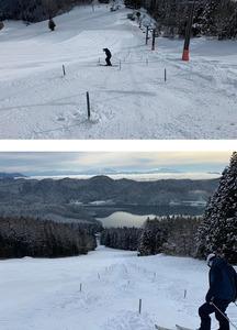 この週末モーグルコースが整備!白馬さのさかスキー場!エキスパート向けのラインに挑戦!
