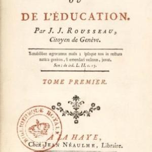 ジャン=ジャック・ルソー・その人生・その思想 その四【第1部】:ルソーの教育論の問題点