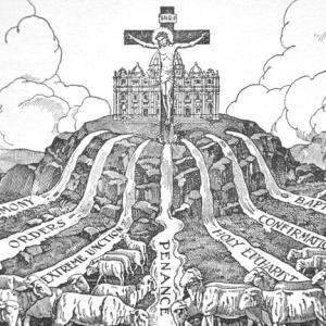 秘蹟を制定されたのはイエズス・キリストです。秘蹟に必要な条件がなくなって有効性を疑うほどになっています。