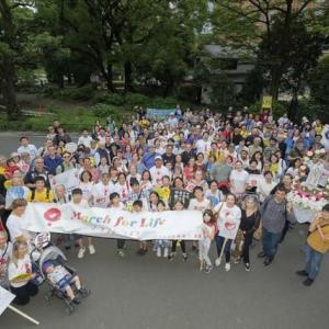 ライフサイトニュースの記事―東京のマーチフォーライフの行列は祈りとプロライフの証しを日本に運ぶ