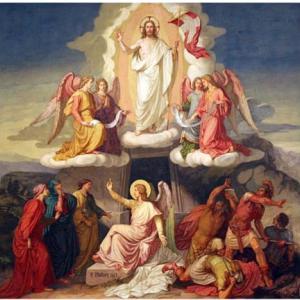 ご復活について 【公教要理】第五十一講 贖罪の玄義[神学編]