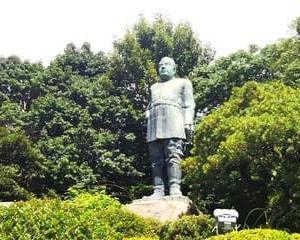 薩摩の偉人像