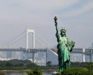 東京(気になる)銅像巡り