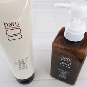 ノンシリコントリートメント「haru デリ・レシピトリートメント」♪100%天然由来の美容成分でパサパサ広がる髪をしっとりつやつやに