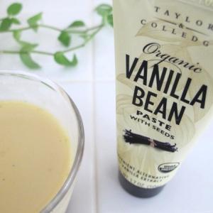 バニラエッセンスでもなくバニラオイルでもない「バニラビーンズペースト」♪本格的な香りで手軽にお菓子作り