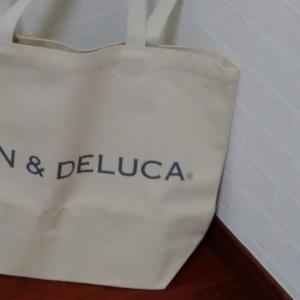ディーン&デルーカのエコバッグが好きでたまらん!