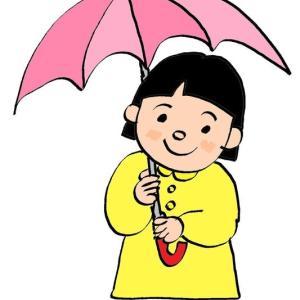 肯定否定 現在過去 ⑪名詞肯定 「雨です」