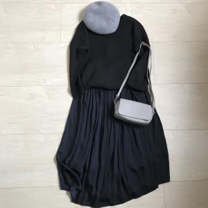 【GUでママの服】買い足したワンピースとニットはコレ!【コーデ画つき】