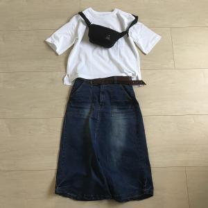 【ママの服】これから夏に着る服のすべてを公開します。「モノトーン プラス ワンピース」のシンプルワードローブ【ユニクロ・無印】