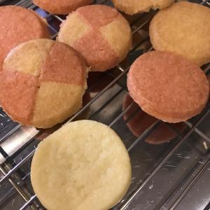 【夏休み】子どもも一緒に作れる簡単クッキーと簡単ピザ。冷凍生地だから超手軽♪